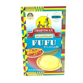 Tropiway Plantain Fufu 24oz