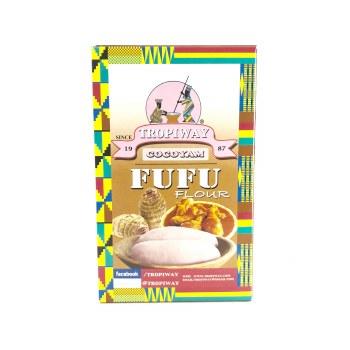 Tropiway Cocoyam Fufu 24oz