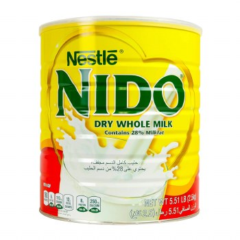 Nido Milk Powder 2500g