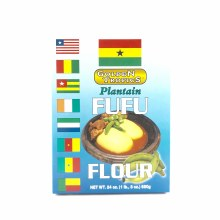 Golden Tropic Plantain Fufu