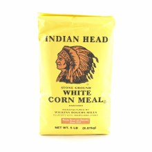 Indian Head Corn Meal 5lb