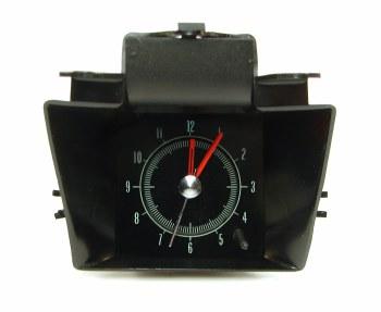 1969 Camaro Dash Clock w/Quartz Update Original GM Dated 278th Day