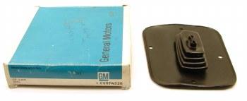 67 68 Camaro & Firebird NOS 4 Speed  Shifter Boot  Original GM Part# 3974526