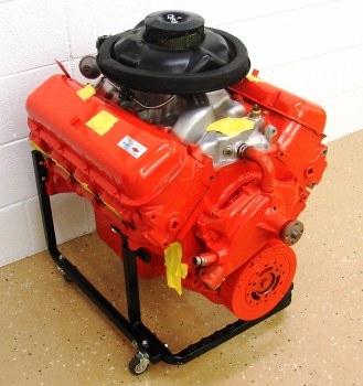 1967 Corvette Yenko Camaro 427 L-88  Special High Performance Engine Rebuilt Casted L-15-6