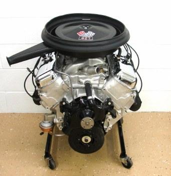 1969 Camaro Corvette Chevelle Nova NOS 427 ZL-1 Engine Block w/Mint Heads Intake, Entire Assembly See Description