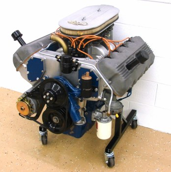 1967 Ford Cobra Thunderbolt Ford 427 SOHC Camer Side Oiler Extremely Rare Engine