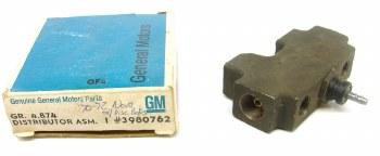 67 68 69 Camaro Firebird Nova NOS Brake Distribution Switch GM# 3980762