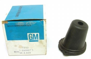 67 68 69  Camaro Firebird Nova NOS Upper Clutch Rod Boot GM# 3909071