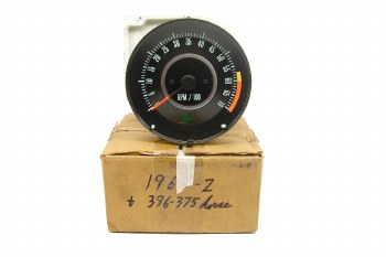 1967 Camaro 302 Z/28  396-375hp 6000 Redline Tachometer Minted Restrored