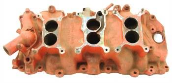 1967  Corvette 427 Tri Power Intake Manifold 427-400 HP GM Part# 3894382
