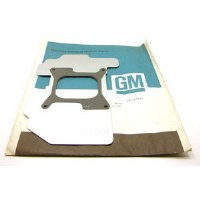 1969 Camaro Chevelle Nova  NOS Holley Carburetor Heat Shield Orig GM# 3969835