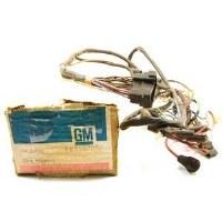 1969 Camaro NOS Headlight Harness w/Console Gauge GM Part# 6297542