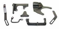 1965 1966 1967 Camaro Chevelle Full Size Big Block Air Conditioning Bracket Set 396 427 7 piece set