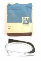1967 Camaro NOS Standard Headlamp Bezel LH GM Part# 3886614