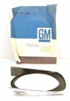 1968 Camaro NOS Standard Headlamp Bezel LH GM Part# 3914769