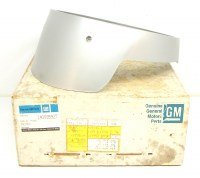 1969 Camaro NOS Standard Headlamp Bezel No Trim LH GM Part# 3935927