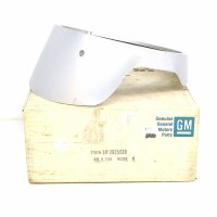 1969 Camaro NOS Standard Headlamp Bezel No Trim RH GM Part# 3935928
