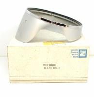 1969 Camaro NOS Standard Headlamp Bezel w/Trim RH GM Part# 3962902