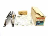 1969 Camaro NOS Front Bumper Guard Kit w/Rubbers & Hardware