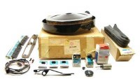 1969 Camaro NOS Cowl Induction Set Up Original GM Parts