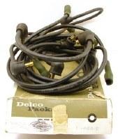 69 70 Camaro Chevelle Nova Full Size NOS Sparkplug Wires Dated 2/70