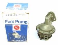 1969 Camaro  NOS 427 ZL-1 Fuel Pump Service