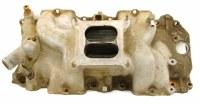 67 68 69 Camaro Chevelle Nova 396 427 BB Intake Manifold GM 3933163  10-2-69