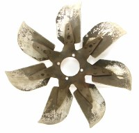 68 69 70  Camaro Chevelle Nova 7 Blade Fan Assembly GM #3947772  With No Date