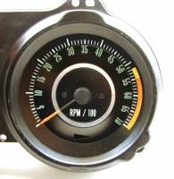 1967 Camaro Factory Original GM 5500/7000 Tachometer Original GM