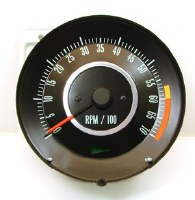 1967 Camaro Factory Original GM 6000/7000 Tachometer Original GM