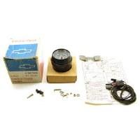 1967 Camaro NOS Console Mounted Assy Clock Kit Genuine GM Part# 987035