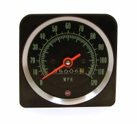 1969 Camaro Factory Original 120 MPH Speedometer Original GM