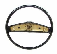 71 72 Nova NOS 1971-1972 Nova Steering Wheel Black