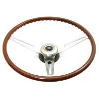 1969 Camaro Chevelle Nova  Rosewood Steering Wheel Complete Nice Original GM