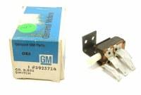 1968 Camaro NOS AC Heater Control Switch Original GM Part# 3925724