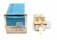 1969 Camaro NOS AC Compressor & Blower Motor Speed Switch GM Part# 3955900