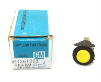 67 68 69 70 71 72 Camaro & Firebird NOS Power Trunk Release Switch GM Part# 121228