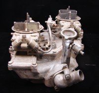 1967 1968 Camaro Crossram Intake Manifold