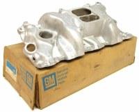 1970 Camaro & Corvette NOS 350 Z/28 Aluminum Intake Manifold GM Part# 3972116