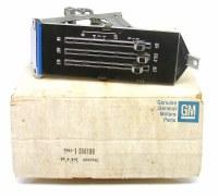 1969 Camaro & Nova NOS Heater Control Assembly Original GM# 356199