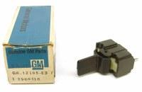 1967-1968 Camaro & Firebird NOS Convertible Power Top Switch GM# 3906118