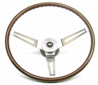 67 68 Camaro Corvette Chevelle Nova Mint Survivor Wood Steering Wheel