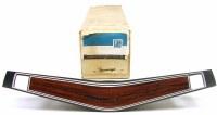 1969 Camaro Chevelle Nova Impala NOS Rosewood Steering Wheel Shroud  GM# 3972795
