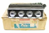 66 67 68 Camaro Chevelle Nova Full Size NOS Dash  Mounted Multiplex Unit GM# 987044