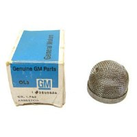 1965-74 Camaro NOS Flame Arrestor Original GM Part# 3849856