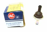1970 1971 1972 Chevelle & El Camino NOS Cowl Induction Flow Control Valve Assembly  Original GM Part# 6440776