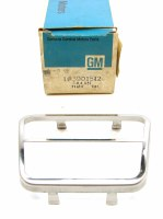 1967-72 Chevelle NOS Pedal Pad Stainless Steel Trim