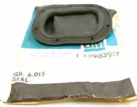 66 67 Chevelle NOS Lower Shifter Boot Seal Original GM Part# 3903917