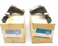 1967 Chevelle NOS Grille Extensions Pair  RH & LH GM Part# 3938111 & 3938112