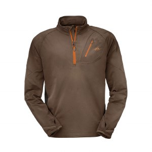 Blaser Functional Troyer Zip Neck Fleece